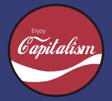 Enjoy Capitalism (a) T-Shirt