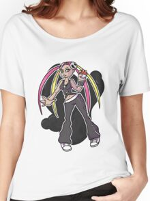 Pokemon - Team Skull Plumeria Women's Relaxed Fit T-Shirt