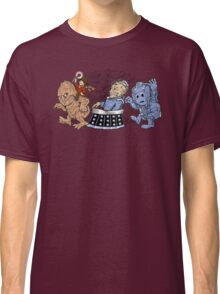 Who the Wild Things Are (4) Classic T-Shirt