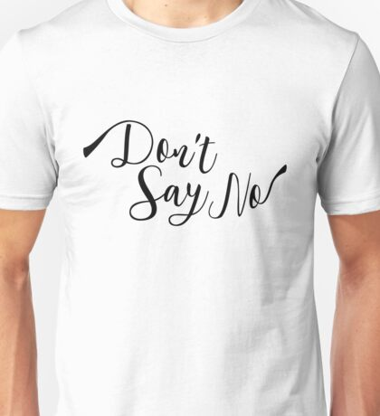 Girls' Generation SNSD 소녀시대 Seohyun Don' Say No Unisex T-Shirt