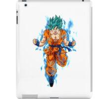 Goku Super Saiyan God iPad Case/Skin