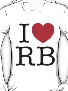 I Heart RB T-Shirt