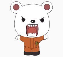 Bepo The Martial Artist Bear Kids Tee