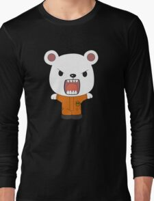 Bepo The Martial Artist Bear Long Sleeve T-Shirt