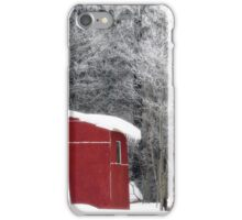 Morning frost iPhone Case/Skin