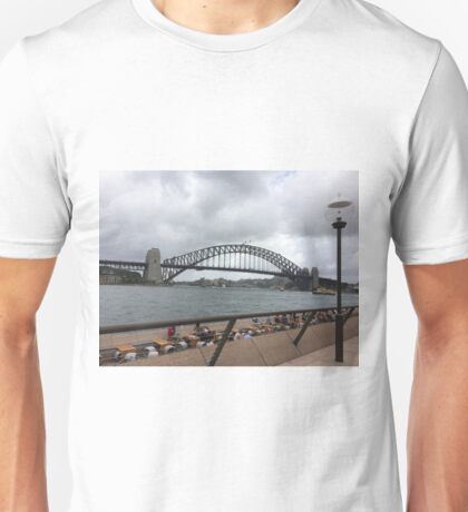 Harbour BrIdge, Sydney, Australia  Unisex T-Shirt