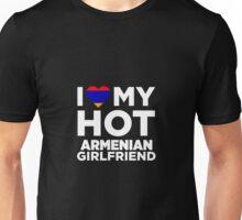 I Love My Hot Armenian Girlfriend Unisex T-Shirt