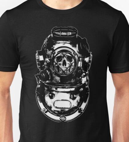 Dexter Skyhook diving helmet Unisex T-Shirt