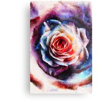 Artistic - XXV - Abstract Rose Metal Print