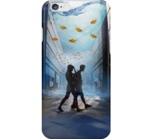Urban Fish Bowl iPhone Case/Skin