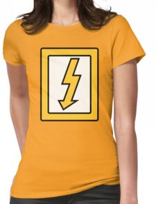 Lego Power Company Womens Fitted T-Shirt