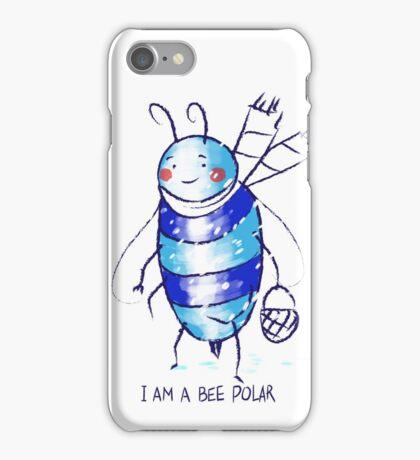 bee polar iPhone Case/Skin