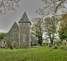 St James Bicknor by Dave Godden