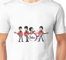 the beatles Unisex T-Shirt