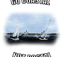 Go Coastal-Not Postal by Barry  Jones