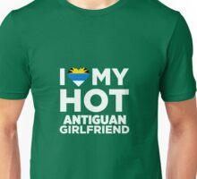 I Love My Antiguan Girlfriend Unisex T-Shirt