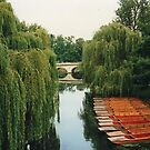 Cambridge UK by AnnDixon