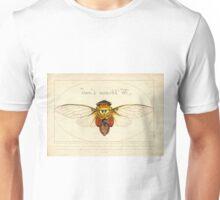 The Vitruvian Cicada Unisex T-Shirt
