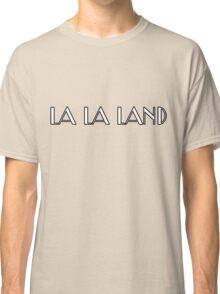 La la land logo Classic T-Shirt