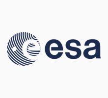 ESA European Space Agency by Rickard Åkerstrand