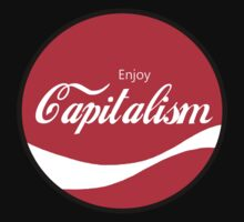 Enjoy Capitalism (b) Kids Clothes