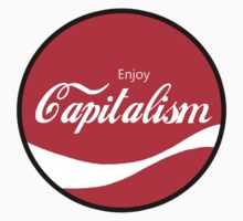 Enjoy Capitalism (b) by ColaBoy