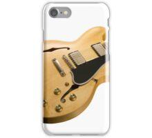 Es Guitar Guitar Shirt Men iPhone Case/Skin