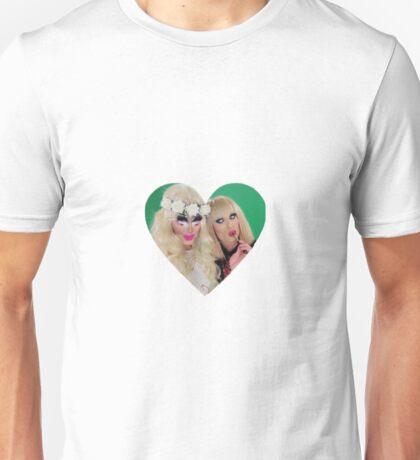 Katya Zamolodchikova and Trixie Mattel (Trixya) Unisex T-Shirt