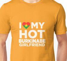 I Love My Burkinabe Girlfriend Unisex T-Shirt