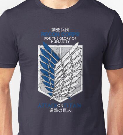RECON CORPS. - version 1 Unisex T-Shirt
