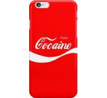 Enjoy Cocaine iPhone Case/Skin