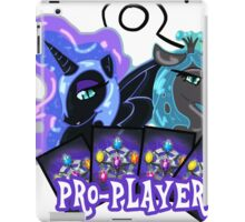 PRO PLAYER iPad Case/Skin