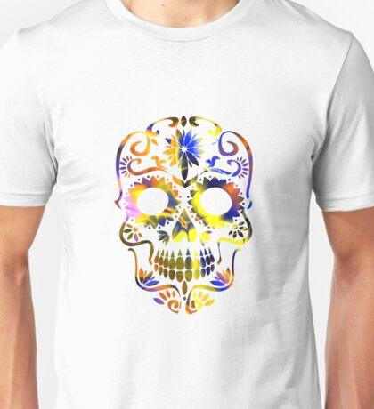 Horror Fantasy Skull Unisex T-Shirt