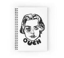 O U C H Spiral Notebook