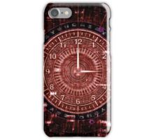 Watches Wall Clock iPhone Case/Skin