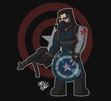 The Winter Soldier Kids Clothes
