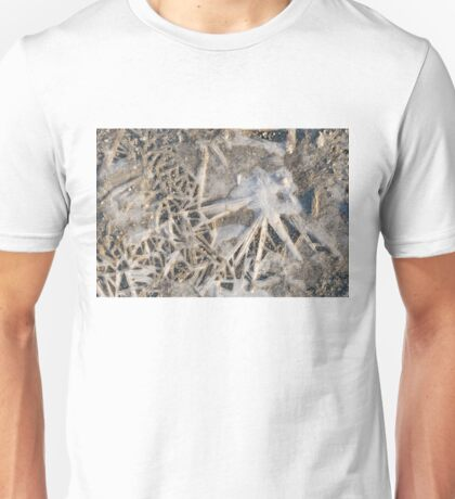 Whimsical Winter - Stellar Shapes and Patterns Unisex T-Shirt