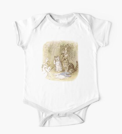 Beatrix potter The meeting One Piece - Short Sleeve