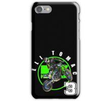 eli #3 tomac iPhone Case/Skin
