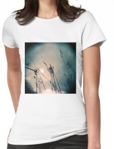 blades Womens Fitted T-Shirt