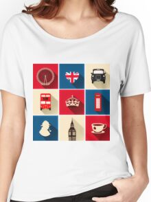 United Kingdom Women's Relaxed Fit T-Shirt