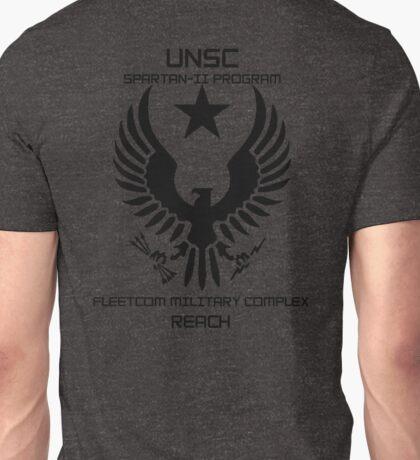 Spartan II Training Program Unisex T-Shirt