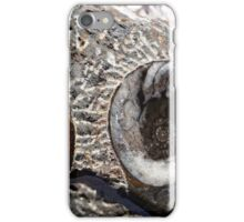 17FossilSpiralShell iPhone Case/Skin