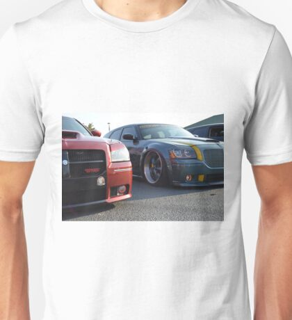 Grocery Getter & Speed Wagon Unisex T-Shirt