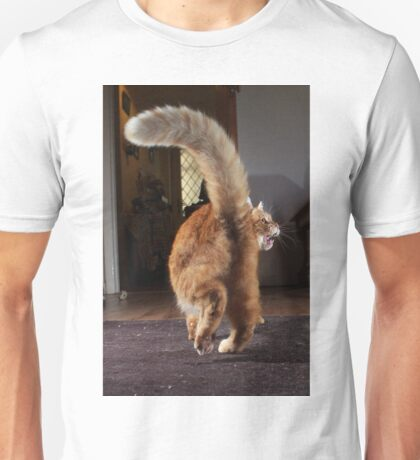 Talk to the tail Unisex T-Shirt