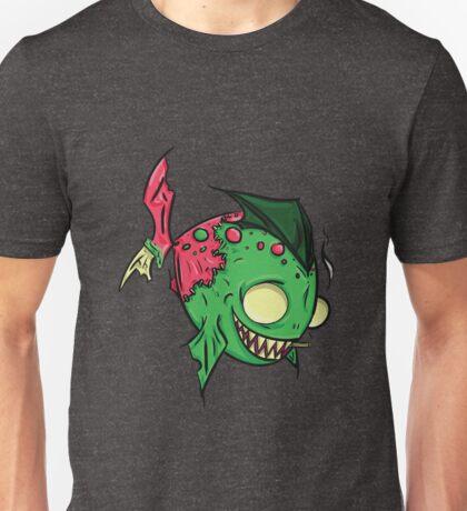 Psychobilly Pets - Fish Unisex T-Shirt