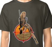 Sniper Pin Up (Version 2.0) Classic T-Shirt