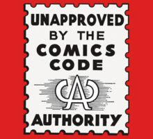 Unapproved by the Comics Code - Red Menace edition One Piece - Short Sleeve