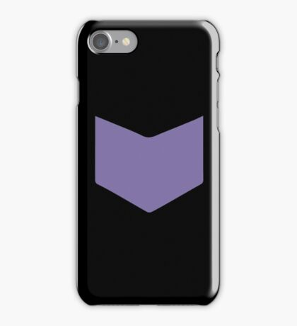 hawkguy logo iPhone Case/Skin