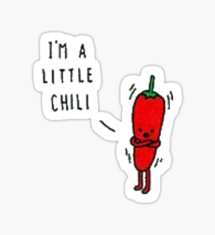Little Chili Sticker